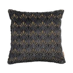 Dutchbone poduszka daisy złota 8600120