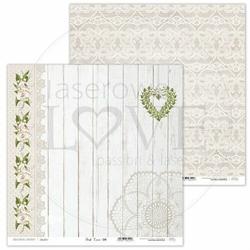 Ozdobny papier do scrapbookingu First Love 30,5x30,5 cm - 04 - 04