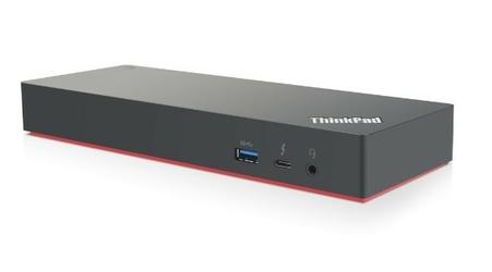 Lenovo Stacja dokująca Thunderbolt 230W Dock EU 40AN0230EU