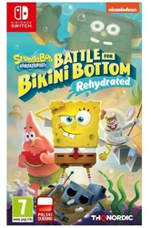 Koch gra ns spongebob squarer pants  battle for bikini bottom        rehydrated