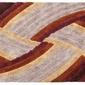 Be pure :: dywan upbeat prostokątny wielokolorowy 170x240 cm