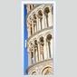 Fototapety na drzwi wieża 564a
