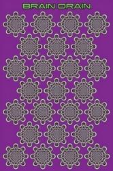 Brain Drain Optyczna iluzja - plakat