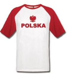 Koszulka polska euro