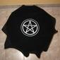 Obrus z pentagramem