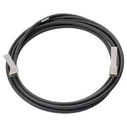 Bezpośrednio podłączany miedziany kabel hp bladesystem klasy c 40g qsfp+ do qsfp+ o długości 3 m