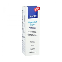 Linola hautmilch leicht, mleczko do skóry