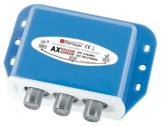 Sumator diplexer outdoor opticum - szybka dostawa lub możliwość odbioru w 39 miastach