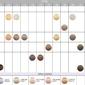 Wella illumina, zestaw do farbowania włosów 60ml + oxydant 60ml 10 6  - 20 vol.