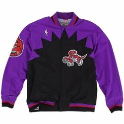 Kurtka Mitchell  Ness 1995-96 Authentic Warm Up Jacket NBA Toronto Raptors - 6056-343-95TRP - Toronto Raptors
