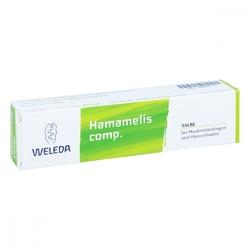 Hamamelis comp. salbe