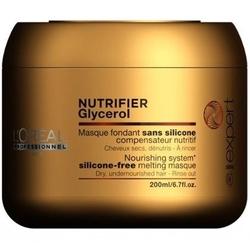 Loreal nutrifier, maska nawilżająca z olejem kokosowym, odżywia i wygładza 200ml