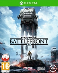 Gra EA Star Wars Battlefront Xbox One napisy PL