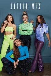 Little mix group - plakat