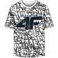 Koszulka juniorska 4f z20jtsm004