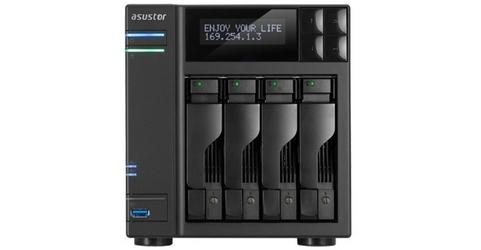 Sieciowy serwer plików nas asustor as7004t-i5 - szybka dostawa lub możliwość odbioru w 39 miastach
