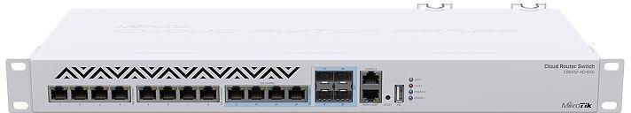 Mikrotik routerboard crs312-4c+8xg-rm - szybka dostawa lub możliwość odbioru w 39 miastach