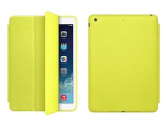 Etui smart case do apple ipad mini 1 2 3 żółte - żółty