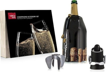Zestaw prezentowy do szampana vacu vin
