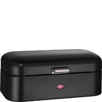 Chlebak w stylu retro czarny Grandy Wesco 235201-62