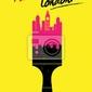 Fototapeta farba londyn