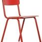 Zuiver :: krzesło back to school hpl czerwone
