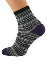 Skarpety bratex 5506 lady socks bezuciskowe