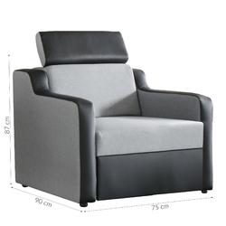 Fotel do salonu tender