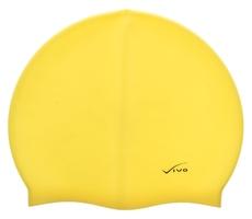 Czepek silikonowy vivo b-1304 żółty