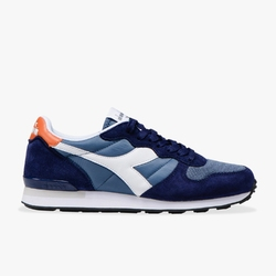 Sneakersy diadora camaro - niebieski