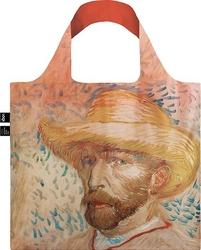 Torba loqi x van gogh museum self portrait with straw hat