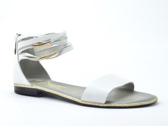 Sandały lemar 40016 bf. biały