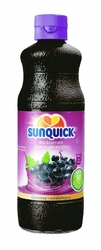 Syrop czarna porzeczka sunquick 480ml - porzeczka