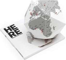 Dekoracja here the personal globe cities s