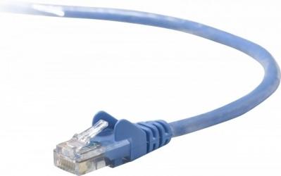Belkin kabel sieciowy cat5e rj45 sangless 2m niebieski