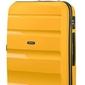 Walizka american tourister bon air 66 cm - light yellow    żółty