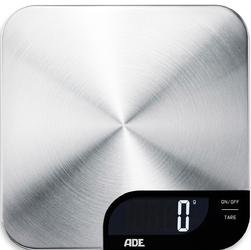 Waga kuchenna elektroniczna do 5 kg Alessia ADE szczotkowana stal nierdzewna AD-KE 1600