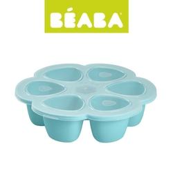 Multi portions beaba - pojemnik do mrożenia i podgrzewania jedzenia - blue