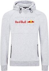 Bluza red bull racing f1 szara - szary