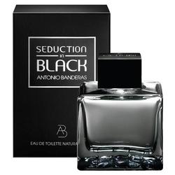 Antonio banderas seduction in black perfumy męskie - woda toaletowa 100ml - 100ml