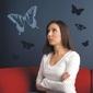 Motyl 1 szablon malarski