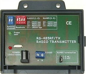 Nadajnik radiowy rs-485rftx - szybka dostawa lub możliwość odbioru w 39 miastach