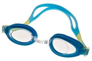 Okulary do pływania vivo juniorr b-0120 niebieskie