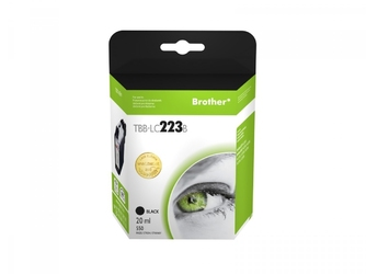 Tb print tusz do brother lc223 black  tbb-lc223b