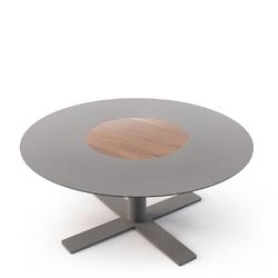 Spell stolik kawowy blush okrągły salon-round