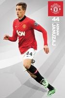 Manchester united adnan januazaj 1314 - plakat