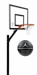Zestaw do koszykówki 502 Sure Shot Home Court + Piłka do koszykówki Air Jordan Hyper Grip 4P