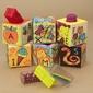 B.toys klocki materiałowe duże z wypełnieniami - sorterami