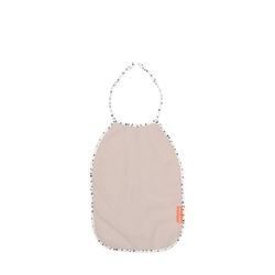 Śliniak dla niemowląt Dots Done by deer różowy
