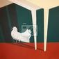 Obraz malarstwo akrylowe z dove